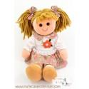 Lina - Waldorf rag doll - 35 cm