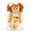 Muñeca de trapo Waldorf - Lina - 35 cm