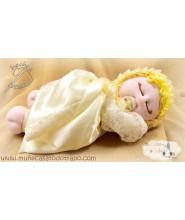 Muñeca de Bautizo - Siestina - 37 cm
