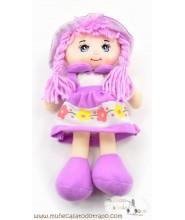 Rag doll Waldorf Nanda - 25 cm