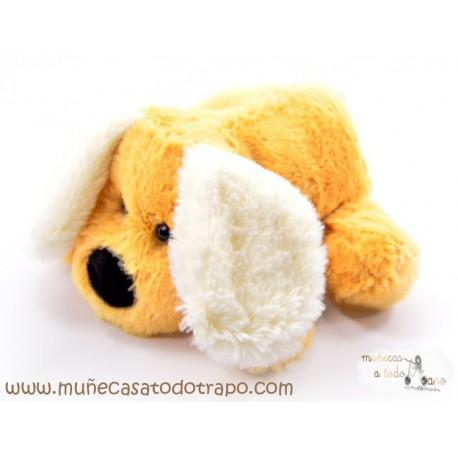 Perro de Peluche Miel - 25 cm.