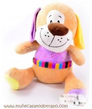 Perro de Peluche Corocotta - 35 cm