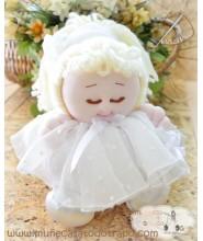 Muñeca de Comunión - La Buñuela - 23 cm.