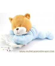 Teddy blue bear Tidur - 40 cm.