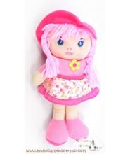 Waldorf rag doll Nanda - 25 cm