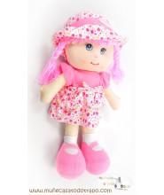 Luga Waldorf rag doll - 35 cm