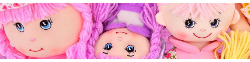 Muñecas Waldorf