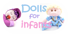 Dolls for infants